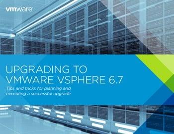 update to VMware vSphere 6.7