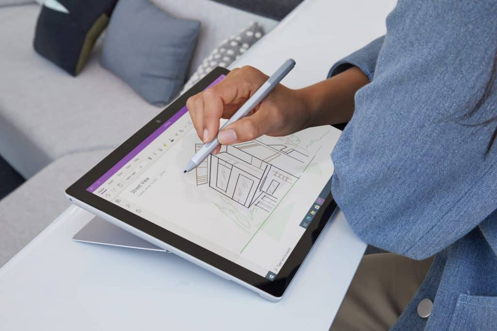 Microsoft Surface pro 7+ for business